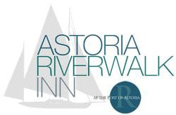 Astoria Riverwalk Inn logo.
